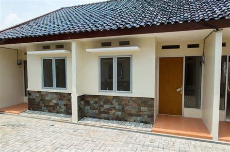 layout rumah petakan gambar desain rumah kost atau kontrakan minimalis