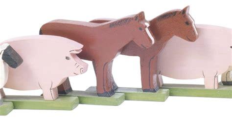 farm animals  wood  fabric ehow uk