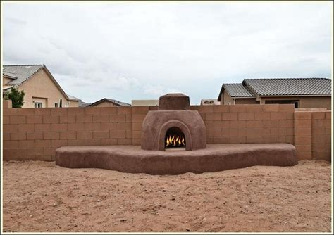 outdoor kiva fireplace home for sale 800 vargas bernalillo