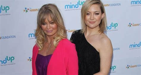 oliver hudson mother kate hudson enjoys hiking with mother goldie hawn on