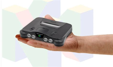Nintendo Mini nintendo might be working on an n64 mini