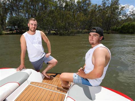 wake boat trial ban divides murray river visitors the - Wake Boat Ban Murray River
