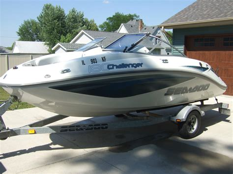 2008 sea doo challenger 180 for sale sea doo challenger 180 boat for sale from usa