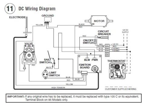 atwood furnace thermostat wiring diagram atwood