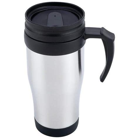 Capella Espresso 16oz stainless steel travel coffee mug 16 oz