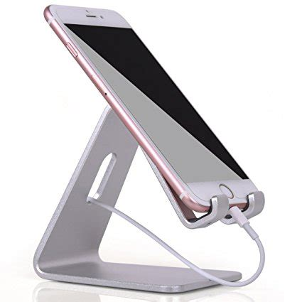 cell phone stand for desk iphone desk holder amazon cell phone stand lamicall iphone