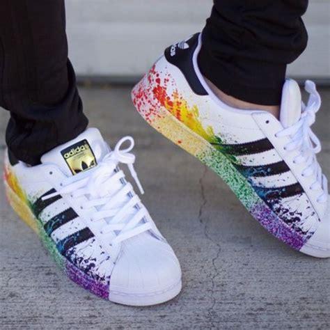 adidas superstar rainbow shoes gmelectrobikes co uk