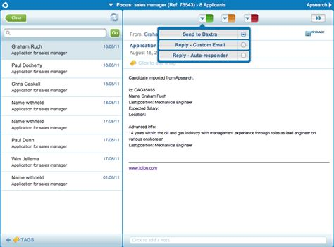 applicant tracking system aptrack idibu