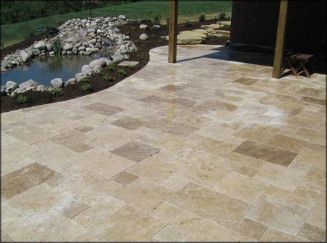 backyard tile tiled patios pin outdoor patio tile on affect outdoor