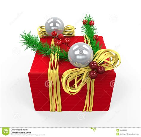 christmas gift boxes stock illustration image of blank