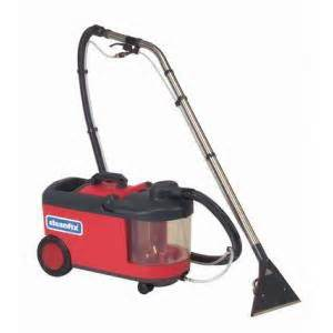 Dry Clean Upholstery Cleaner Cleanfix Tw 412 Spray Extraction Carpet Cleaning Machine