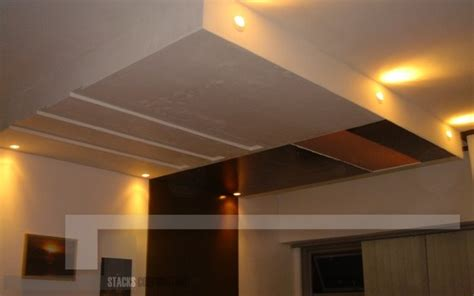 Condo Ceiling Design Interior Design Ceiling Condominium Unit In Manila