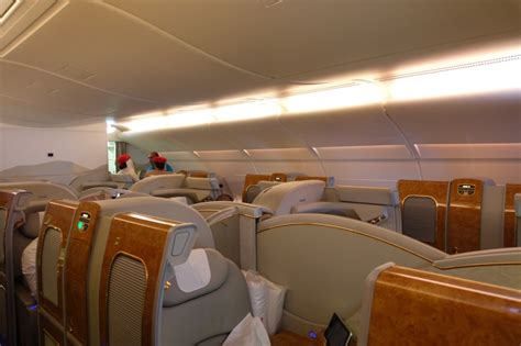 review emirates class a380 new york to dubai