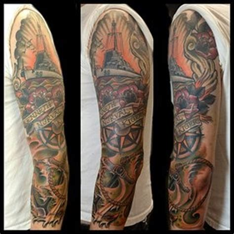 anchors end tattoo 743 best images about tattoos on half sleeves