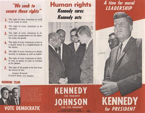 john f kennedy civil rights activist u s jfk and the public view the kennedy era