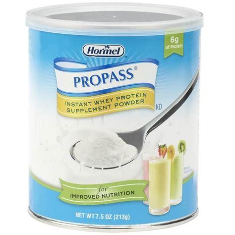 Commode Bathroom Hormel Healthlabs Propass Protein Supplement Powder 213g