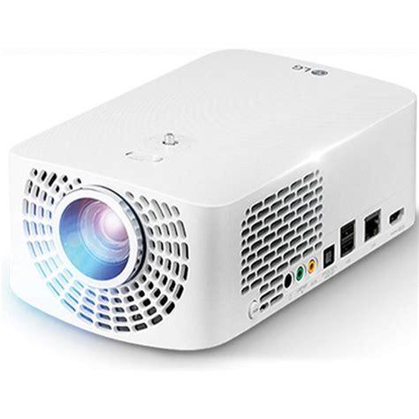 Led Projector Lg lg minibeam pro pf1500 1400 lumen hd portable smart