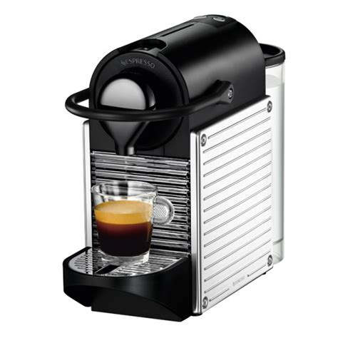 Nespresso Pixie Automatic Machine   Java Island Coffee