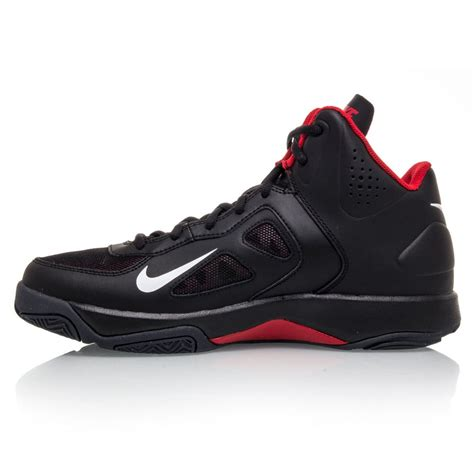 mens basketball boots nike dual fusion bb mens basketball shoes black
