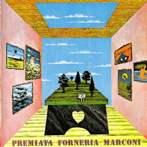 il banchetto pfm premiata forneria marconi per un amico vinyl lp album