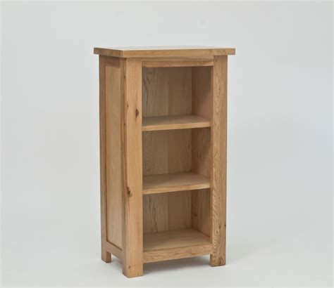 Small Wood Bookshelf lansdown oak small bookcase oak furniture solutions