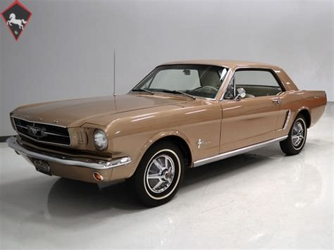 1965 mustang 200 engine ford mustang 200 cubic inch inline 6 1965 coup 233 sold