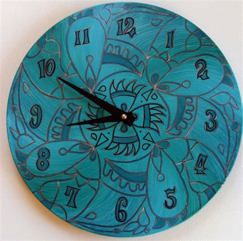 Recycled Home Decor Recycled Modern Wall Clock Ideas Recycled Things