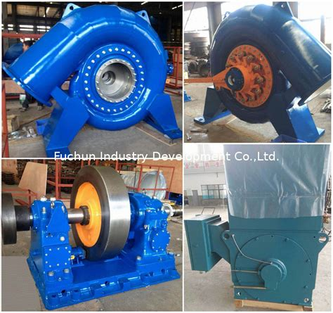 large induction generator 400kw hydro power asynchronous generator francis water turbine 50 hz