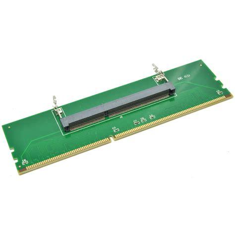 ddr3 ram desktop sodimm ddr3 laptop to dim ddr3 desktop ram adapter