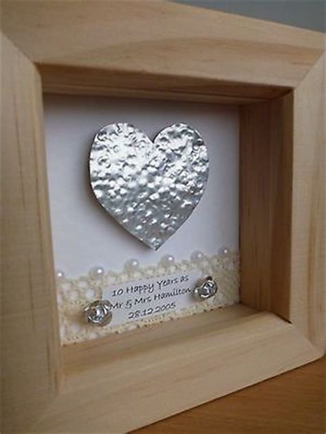 pin by sabrina potgieter on 10 year 10th anniversary gifts 10th wedding anniversary gift