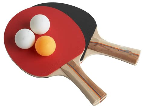 tennis da tavolo set kit 2 racchette ping pong 3 palline tennis da tavolo