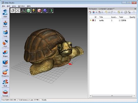 geomagic design x graphics card artec s newest software released artec 3d scanners news
