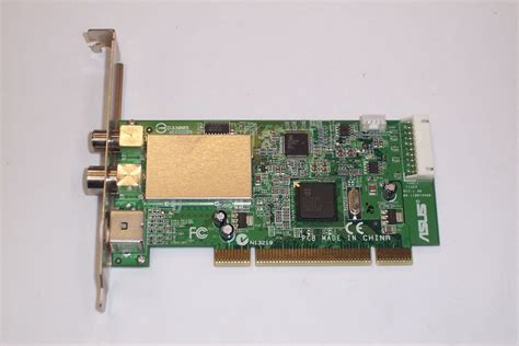 Tv Tuner Asus packard bell 6953820100 pci asus tiger fm tv tuner card