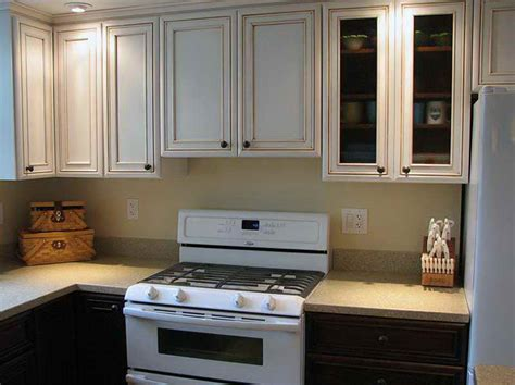 Glaze Oak Kitchen Cabinets How To Glaze Kitchen Cabinets All About House Design