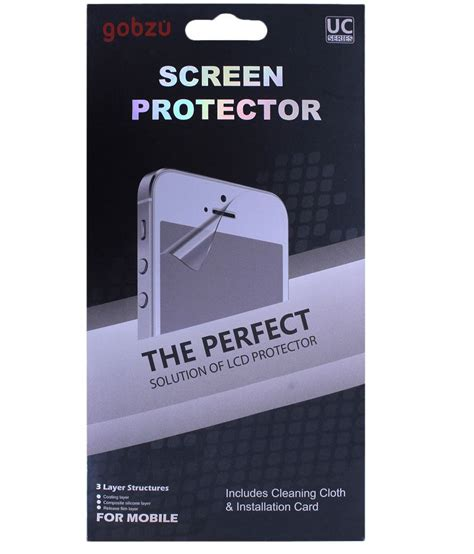 Neo Mobile Anti Gores Japan Type Clear Samsung Galaxy Pluss7262 gobzu hd ultra clear screen protector for samsung galaxy note 3 neo buy gobzu hd ultra clear