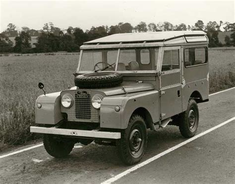 land rover logo history timeline and list of models