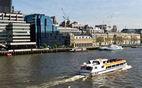 thames river water taxi london trip planning ten of the best views of london