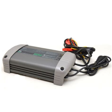 boat dual battery charger promariner boat battery charger 51010 protournament 100 dual