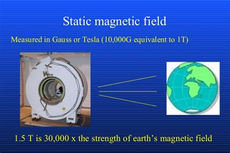 Earth Magnetic Field Strength Tesla Mr Hazard Protection