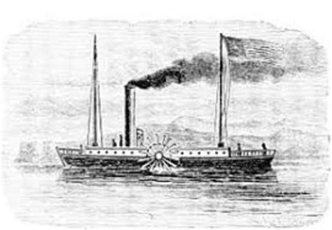 barco de vapor 1787 john fitch inventos en la revoluci 243 n industrial y lectura 1677152