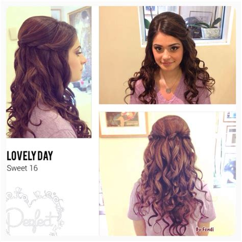 sweet sixteen hairstyles 2013 sweet 16 hairstyle sweet 16 ideas pinterest