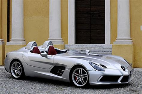 Mercedes AMG SLR Stirling Moss review   Autocar