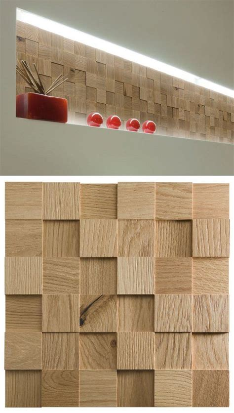interior wall cladding ideas modular wooden 3d wall cladding for interior mosaici d