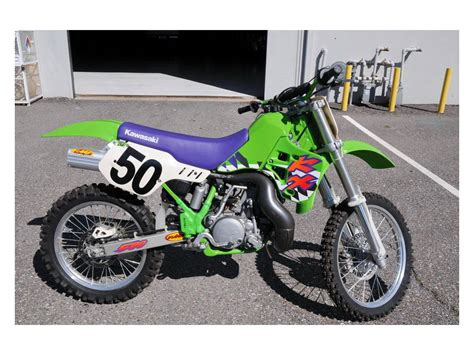 Kawasaki 500 For Sale by Kawasaki Kx 500 For Sale Used Motorcycles On Buysellsearch