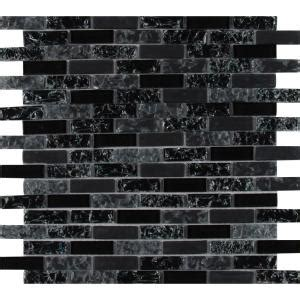 1 in x 6 in x 12 ft actual 06562 in x 55 in x 12 ft tongue and groove pattern glissen 12 in x 12 in x 6 mm glass mesh mounted mosaic tile glsb cr gli6mm the home depot