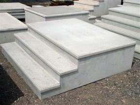 Precast Concrete Stairs Design Http Www Replacementtrailerparts Prefaboutdoorsteps Php Has Some Useful Info On The