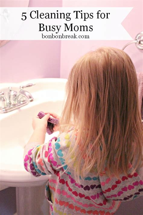 5 minute kitchen cleaning tips for busy moms juggling cleaning tips bonbon break