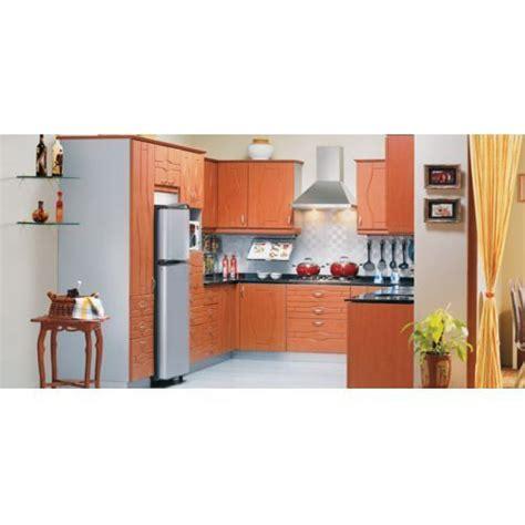 godrej modular kitchens wooden u shape big kitchen