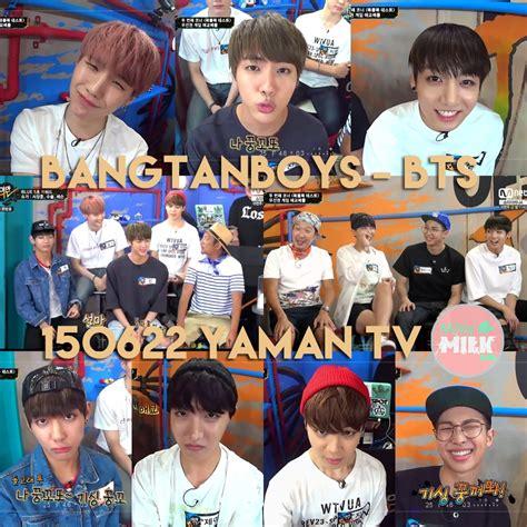 Bts Yaman Tv | kpop profiles eng sub indo sub eng sub 150622 yaman
