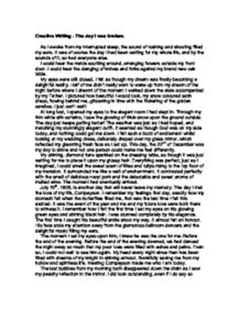 Miss Havisham Essay by Creative Writing Miss Havisham Gcse Marked By Teachers